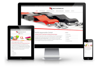 Webdesign - Programmierung - Marketing